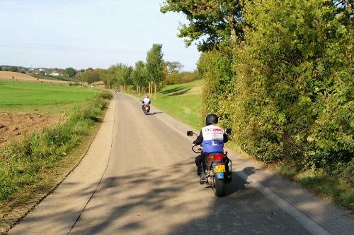 Motorrijbewijspoint Almere examengarantie