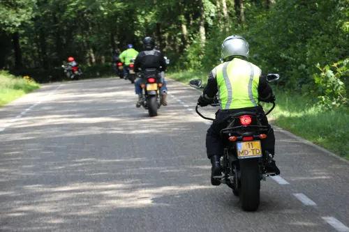 Motorrijbewijspoint Almere motor lesplan
