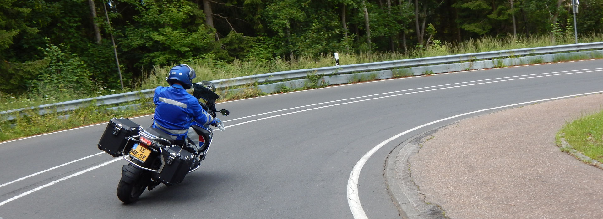 Motorrijbewijspoint Muidenberg motorrijlessen