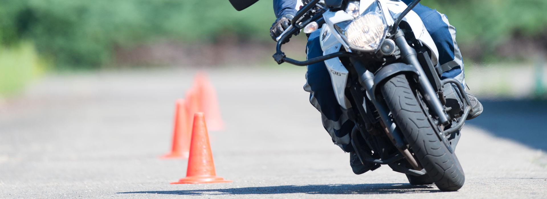 Motorrijbewijspoint Almere motor rijvaardigheid